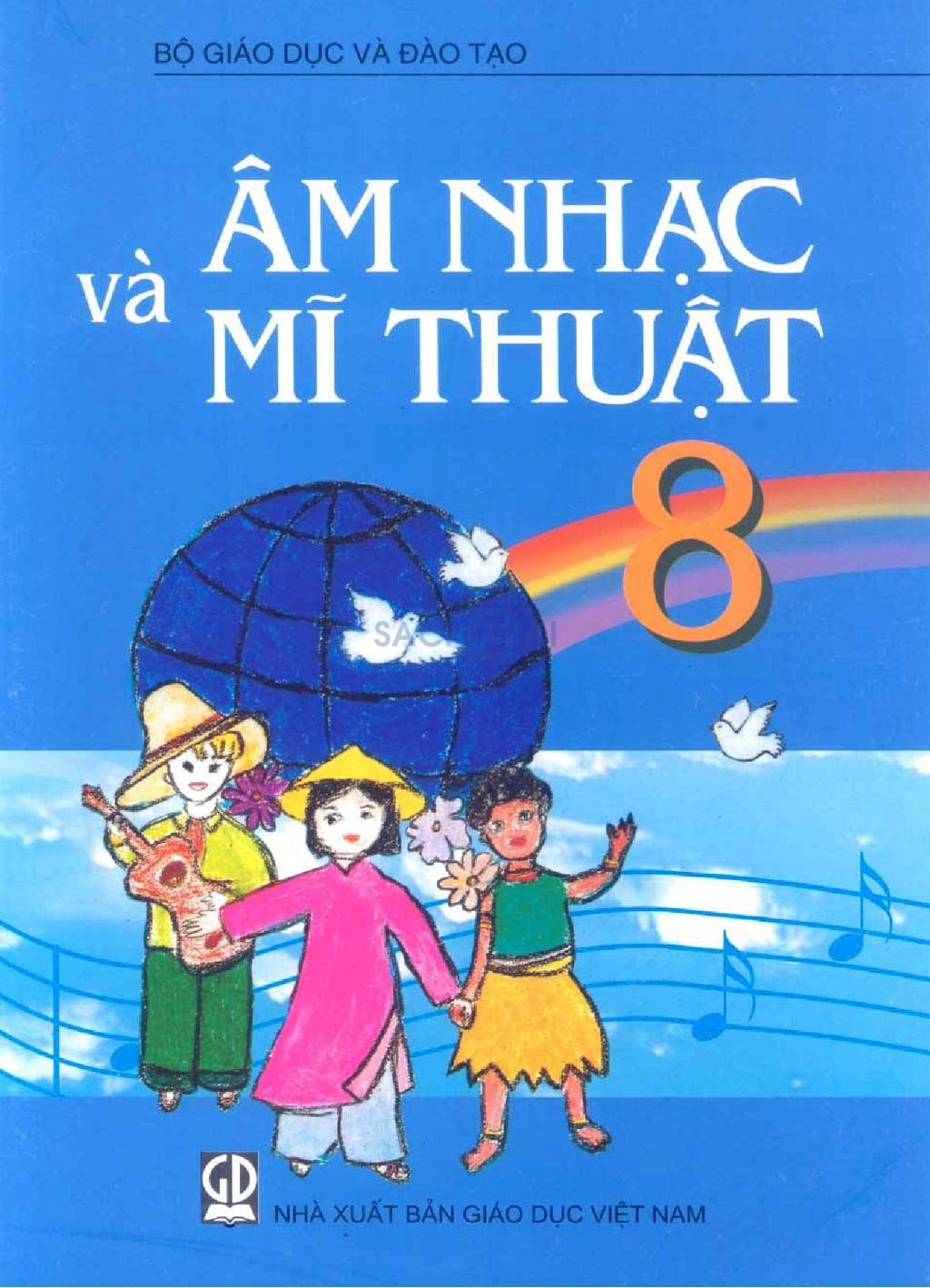 Bài 6 - Tiết 25: Ôn tập bài hát: Nổi trống lên các bạn ơi, Ôn TĐN: TĐN số 6, Âm nhạc thường thức: Hát bè _ Trường THCS Thị Trấn Tân Trụ