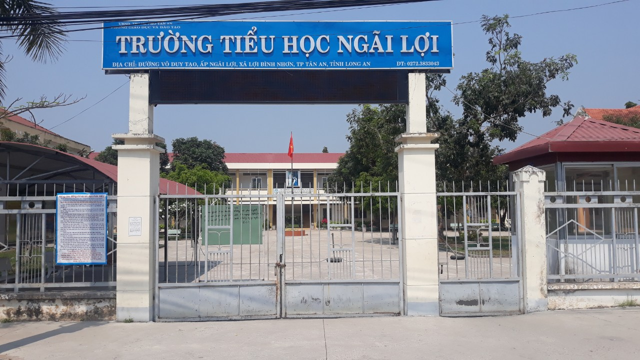 Anh văn 5 Unit 13 Lesson 3 123 Trường TH Ngãi Lợi, Tp Tân An, Long An