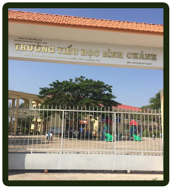 Tiếng Việt 4 - Nhớ viết Chợ Tết - Tiểu học Bình Chánh - Bến Lức