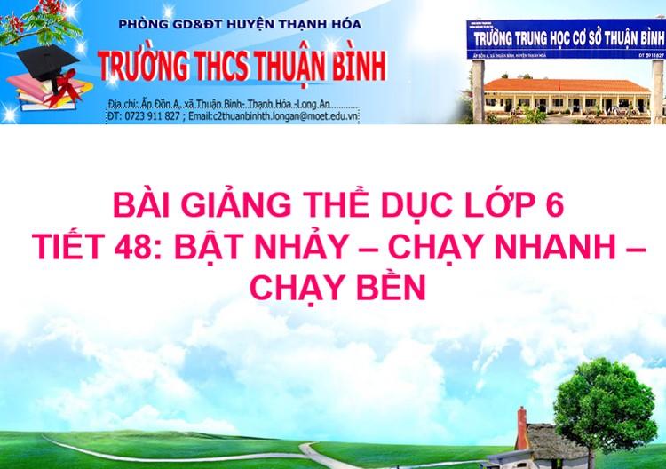 Tiet48TheDuc_THCSThuanBinh_ThanhHoa