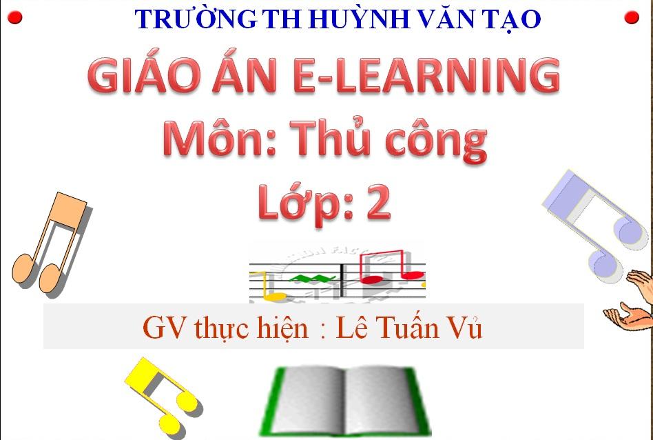 Bài 11: GẤP, CẮT , DÁN PHONG BÌ (Tiết 2)