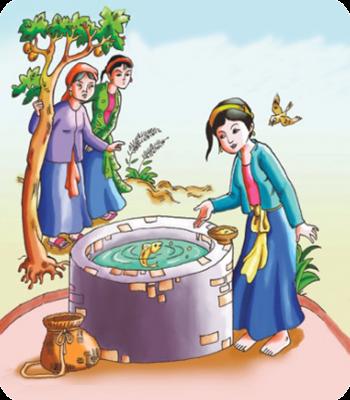 Bài 28: Minh họa truyện cổ tích