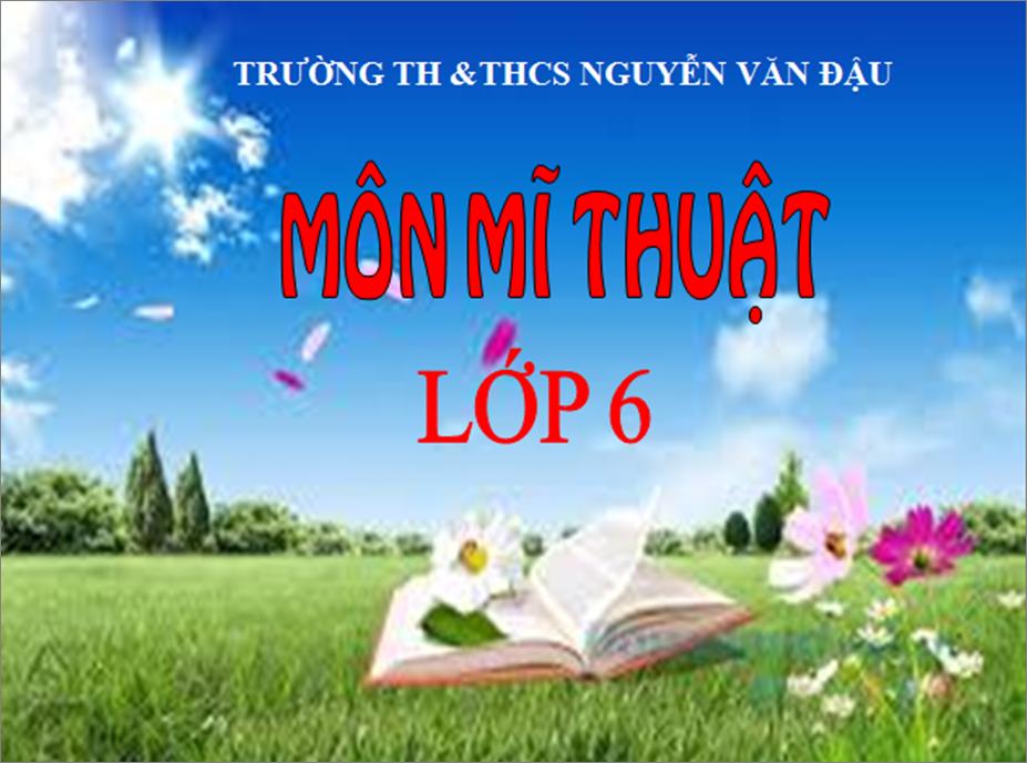 Bài 22 Đề tài Ngày tết và mùa xuân - Trường Th&THCS Nguyễn Văn Đậu - Tân Trụ