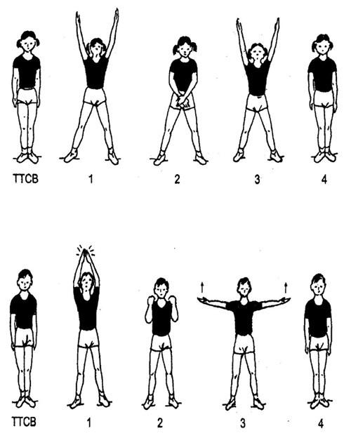 Thể dục 6-Tiết 52 Bật nhảy - chạy nhanh - chạy bền