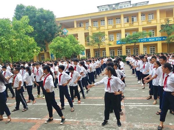 Nhảy xa_THCS Lê Quang Thẩm_Đức Hòa