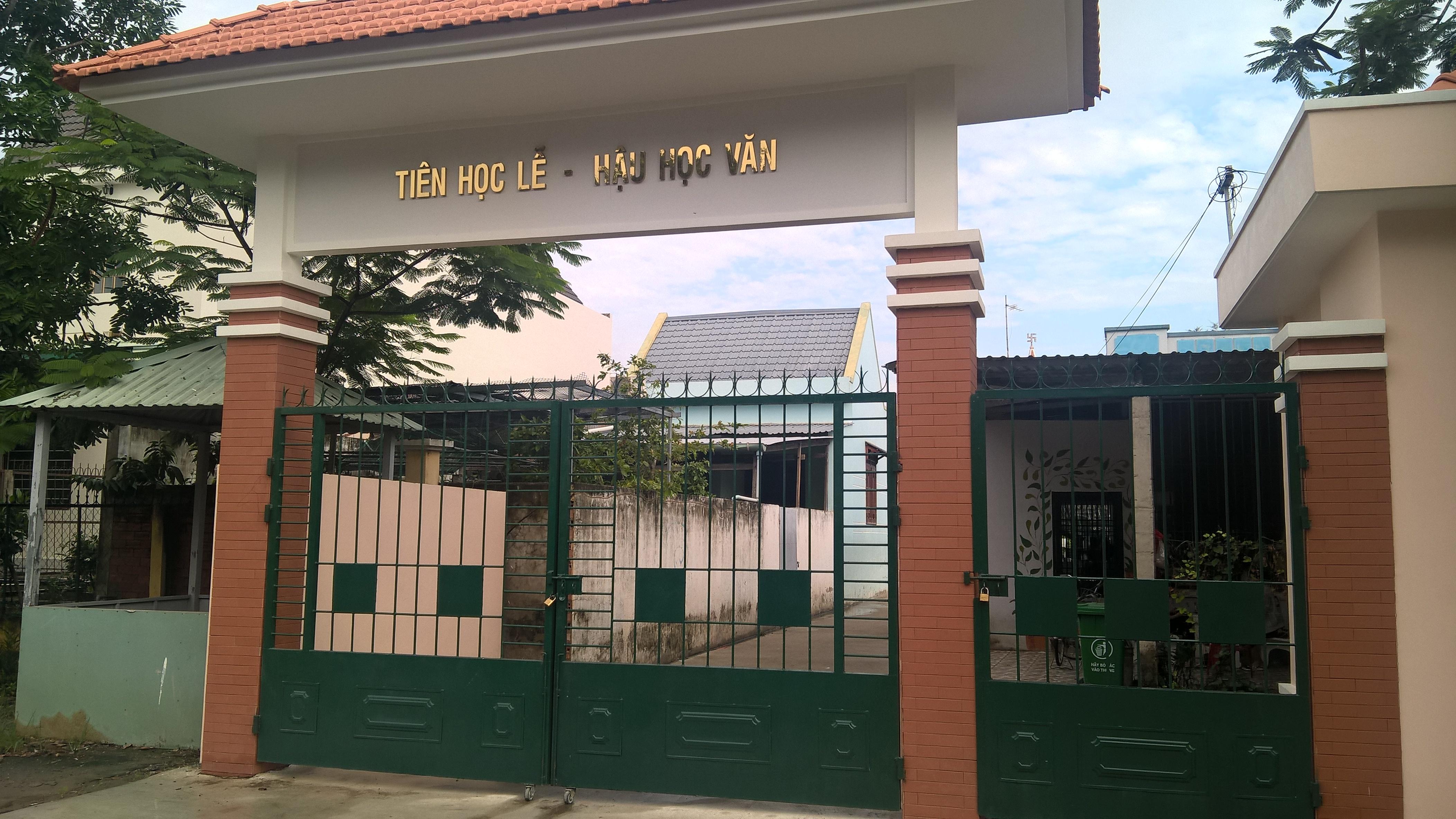 Tiết 57 Nhảy cao TTTC (Cầu lông) Thể dục 8_THCS Tân Ân_Cần Đước
