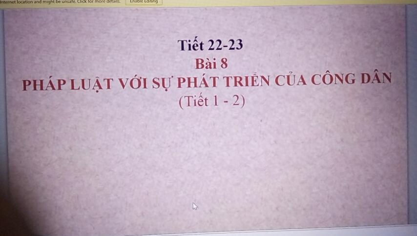 Tiết 22_23_THPT Nguyễn Đình Chiểu_Cần Giuộc
